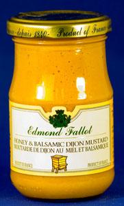 Edmond Fallot Honey & Balsamic Dijon (7 Oz)