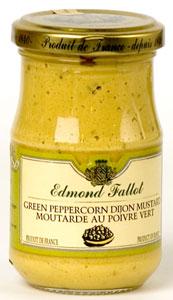 Edmond Fallot Green Peppercorn Dijon (7 Oz)