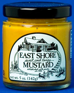 East Shore Sweet Tangy 5 oz