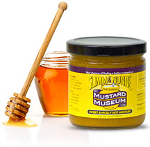 sweet-hot mustards