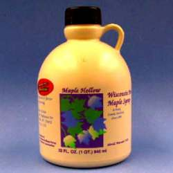Maple Hollow Pure Maple Syrup (1quart)