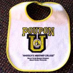 Poupon U Baby Bib