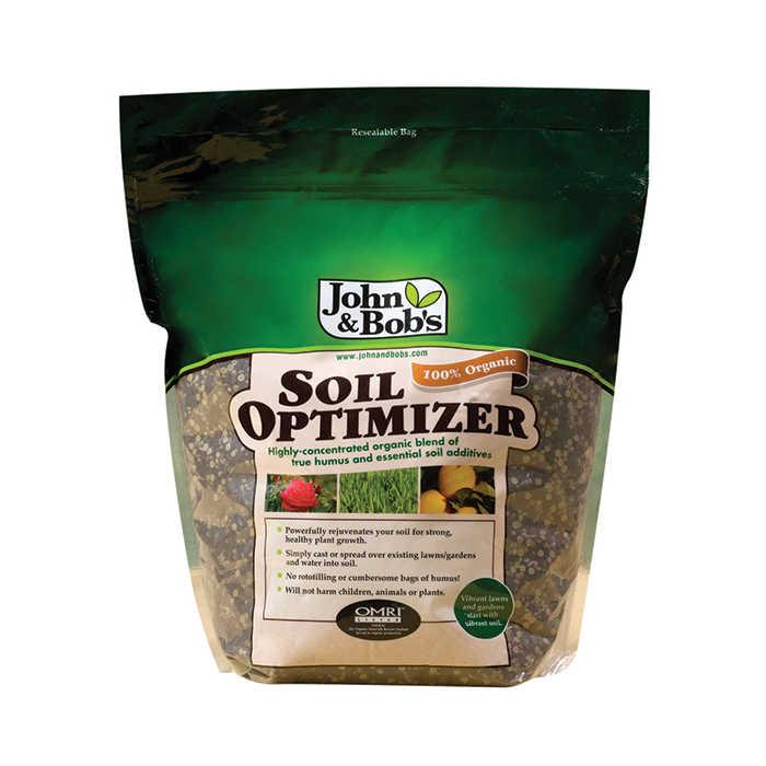 John And Bob's Soil Optimizer 3 Pound