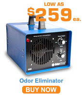 Odor Eliminator Machines