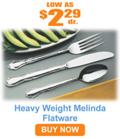 Melinda Heavyweight Flatware