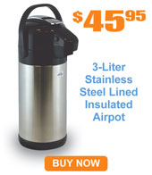Insulated Airpots