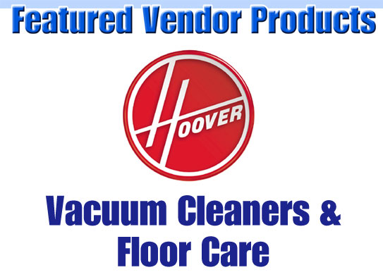 Commercial Vacuum Cleaners by Hoover