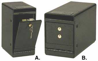 Quick Drop Cash Safes