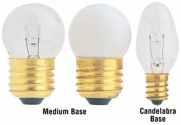 Night Light & Indicator Bulbs