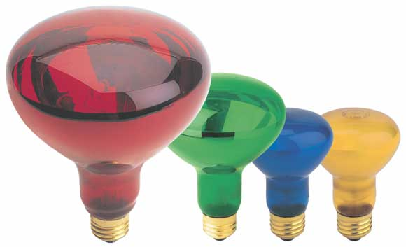 Color Reflector Bulbs