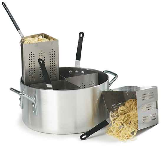 Sectional Pasta Cooker