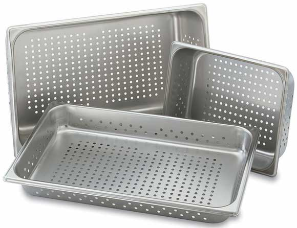 Perforated Steamtable Pans