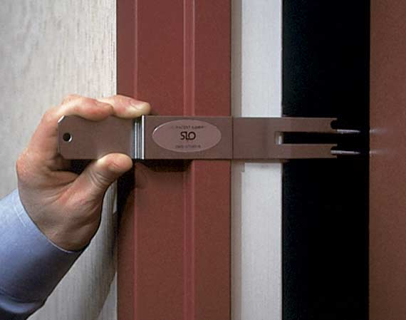 Security Latch Opener & Security Latch Opener | Hotel Door Hardware | National Hospitality