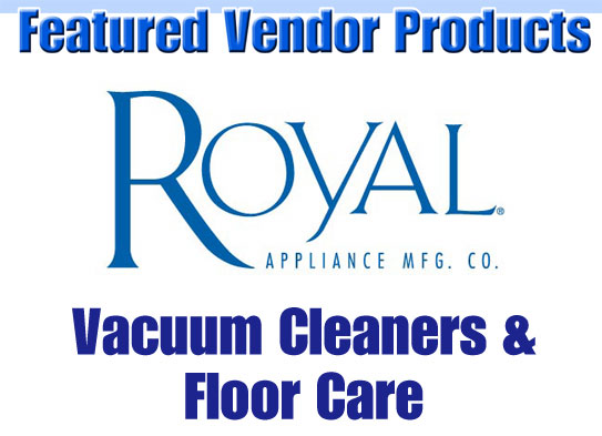 Vacuum Cleaners and Floor Care by Royal Appliance Company