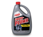 Liquid Plumber Drain Cleaner; 80 oz.