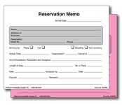 2-part Reservation Memo 5.5