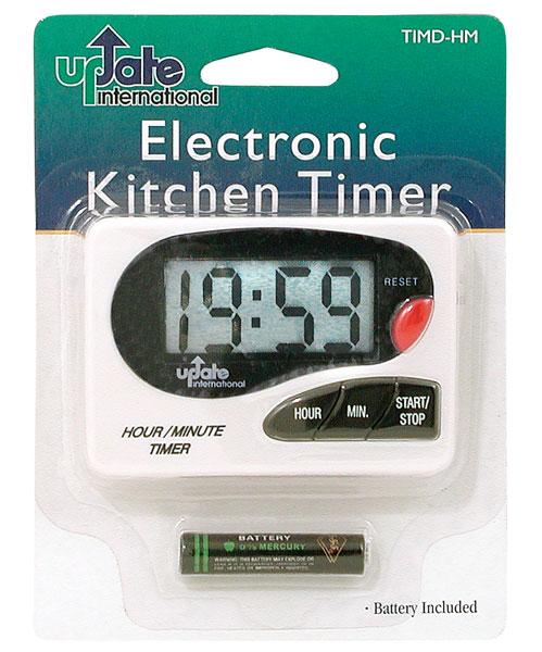Hour/Minute Digital Timer