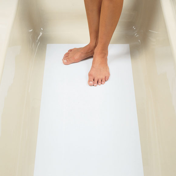 Full Size Permanent Bath Mat
