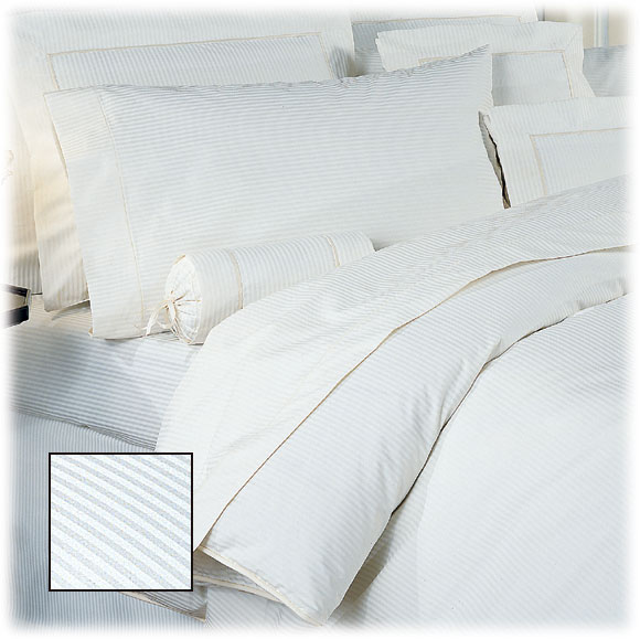 Thomaston Mills Royal Suite Tone-on-tone 310-ct. Sheets & Pillowcases