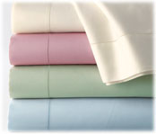 Thomaston Soft Pastel Colored Sheets