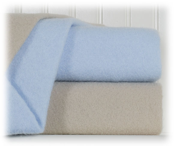 Southport 100% Polyester Blanket