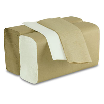 Multi-Fold Paper Towel Sheets
