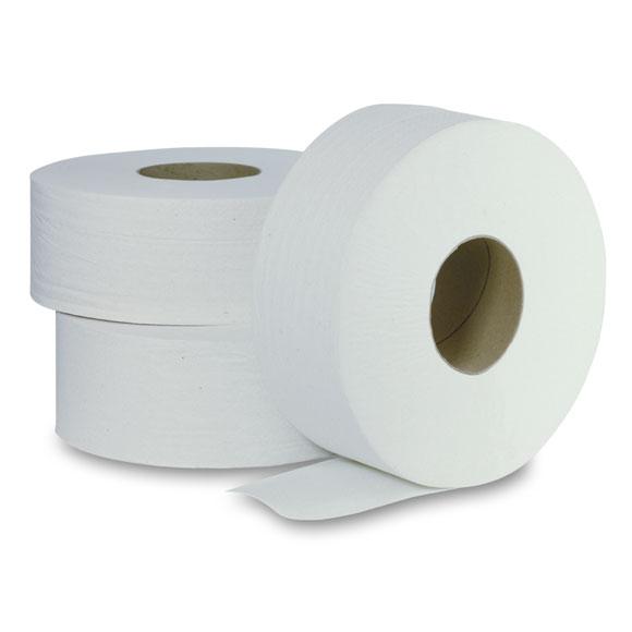 Toilet Tissue Jumbo Rolls