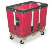 Royal Basket Canvas or Vinyl Laundry Trucks