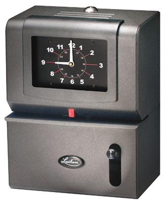 Lathem Lathem Deluxe Mechanical Time Recorders