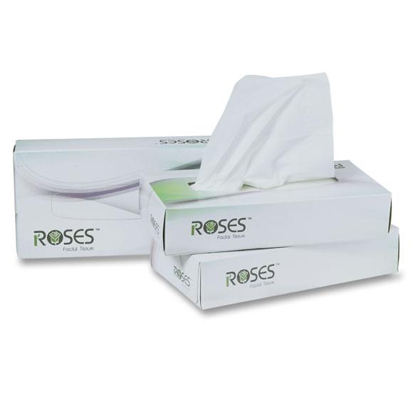 Facial Tissue Boxes - 30/cs.