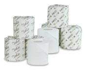Premium 2-Ply Toilet Tissue Rolls