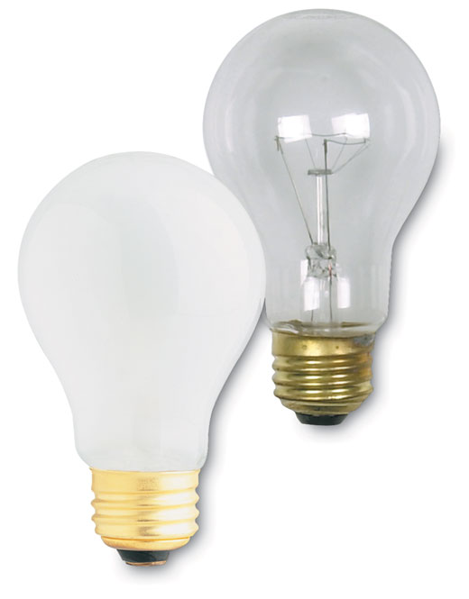 standard incandescent light bulbs national hospitality supply