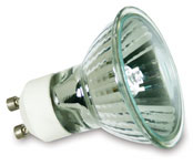 Quartz Halogen Mirrored Reflector Lamps