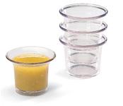 San (Smooth) Ramekins & Sauce Cups
