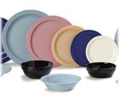 Carlisle Polycarbonate Dinnerware