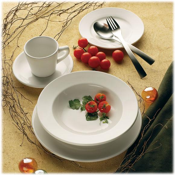International Tableware Inc Fine Porcelain Super White Dover China & International Tableware Dover Dinnerware | National Hospitality Supply