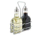 6 oz. Glass Vinegar & Oil Cruets