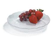 Carlisle Polycarbonate Salad Plates