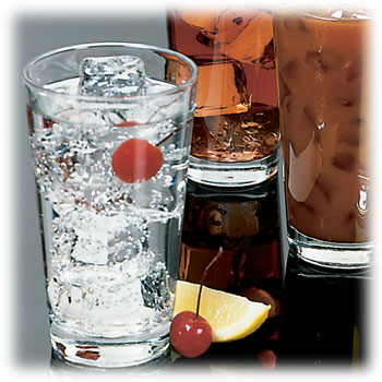 International Tableware Mixing Glasses