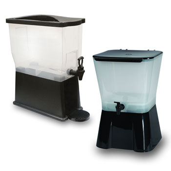 Iced Tea/Lemonade Dispensers