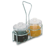 Condiment Jars & Holders