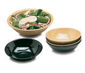 Carlisle Melamine Salad Bowls