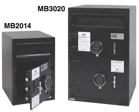 Cash Deposit/Mail Box Drop Safes