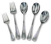Regency Buffet Serving Utensils