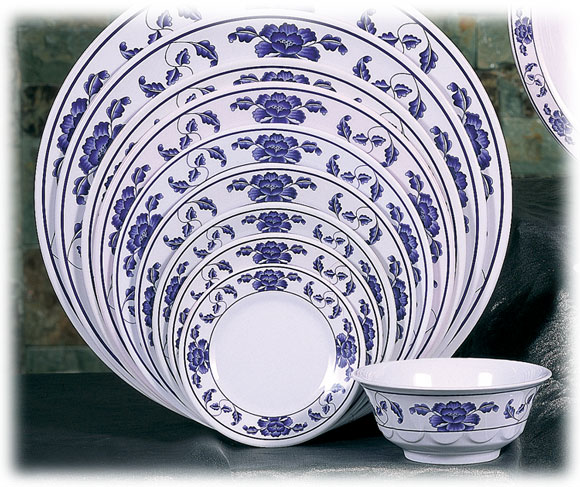 Melamine Asian Dinnerware