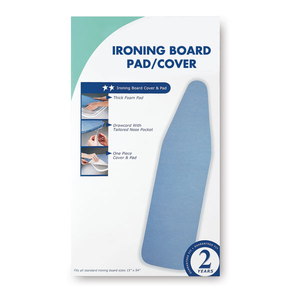 "Replacement Ironing Board ""Full Size"" Cover"