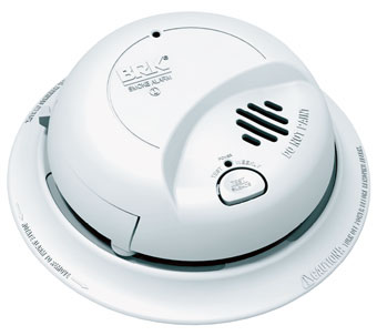 Wired-in Smoke Detector