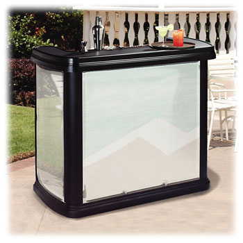 Carlisle Maximizer Portable Bar