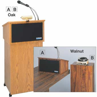 Portable Amplivox Sound Lecterns