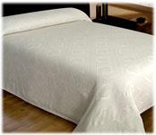 Woven Jacquard Bedspreads; Avalon